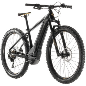 Cube Access Hybrid SL 500 E-mountainbike Damer grå/sort